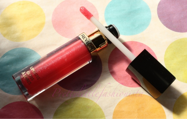 Revlon Lipgloss in Pink Afterglow