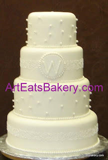 Simple Wedding Cakes 37 Beautiful Four tier round wedding