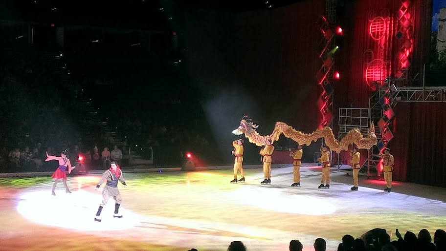 IMAG5095 Disney on Ice   Lets Celebrate {Review}