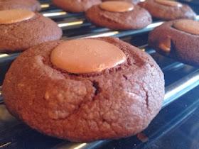Double Chocolate Orange Cookies Recipe