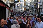 Istanbul: Istiklal Caddesi