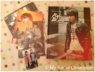 My Seoul Obsession: My Kpoptown Package! (Preordered Album)