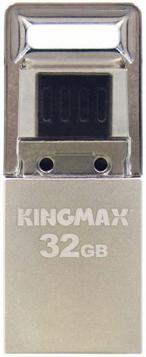 KINGMAX introduces PJ-02 OTG USB Dual Interfaces