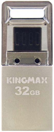 KINGMAX introduces PJ-02 OTG USB Dual Interfaces