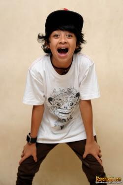 Foto Bastian Bintang Simbolon Coboy Junior