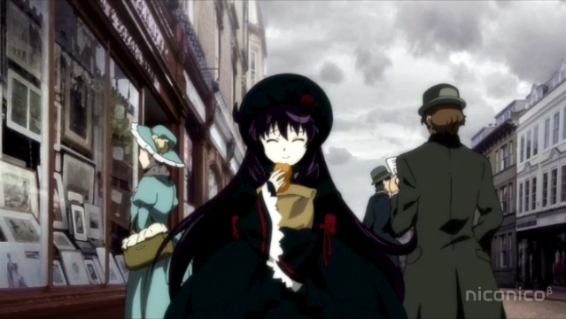 Dantalian no Shoka Episode 12 Screenshot 11