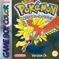 Jaquette du jeu Pokémon Or