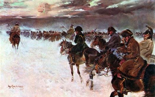 Napoleón funado