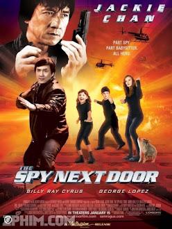 Gián Điệp Vú Em - The Spy Next Door (2010) Poster