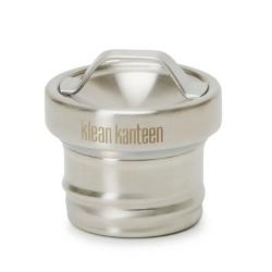 Klean Kanteen Stainless Loop Cap (Silver)  - image