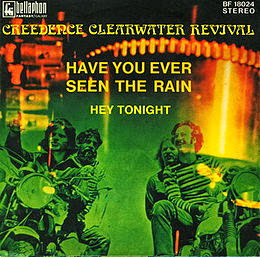 Have You Ever Seen the Rain - Electric Bayou - Creedence Clearwater ... 53fabe584