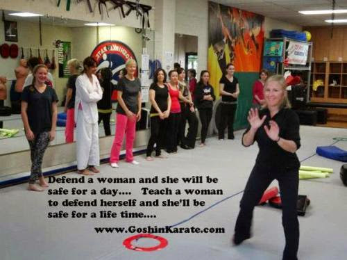 Women Self Defense Scottsdale August 9Th