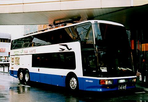 JRバス関東「ドリームふくふく号」 4187