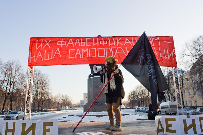 Петербург, 28 января 2012