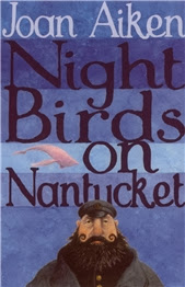 Cover of Night Birds on Nantucket by Joan Aiken