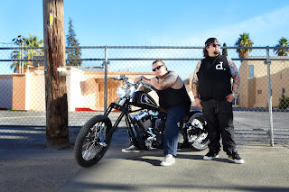 jana cruder: Chumlee & Big Hoss by Jana Cruder for Inked Magazine