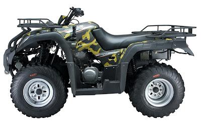 Toko Motor Atv 250cc