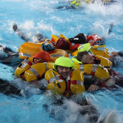 ISAF safety & rescue course