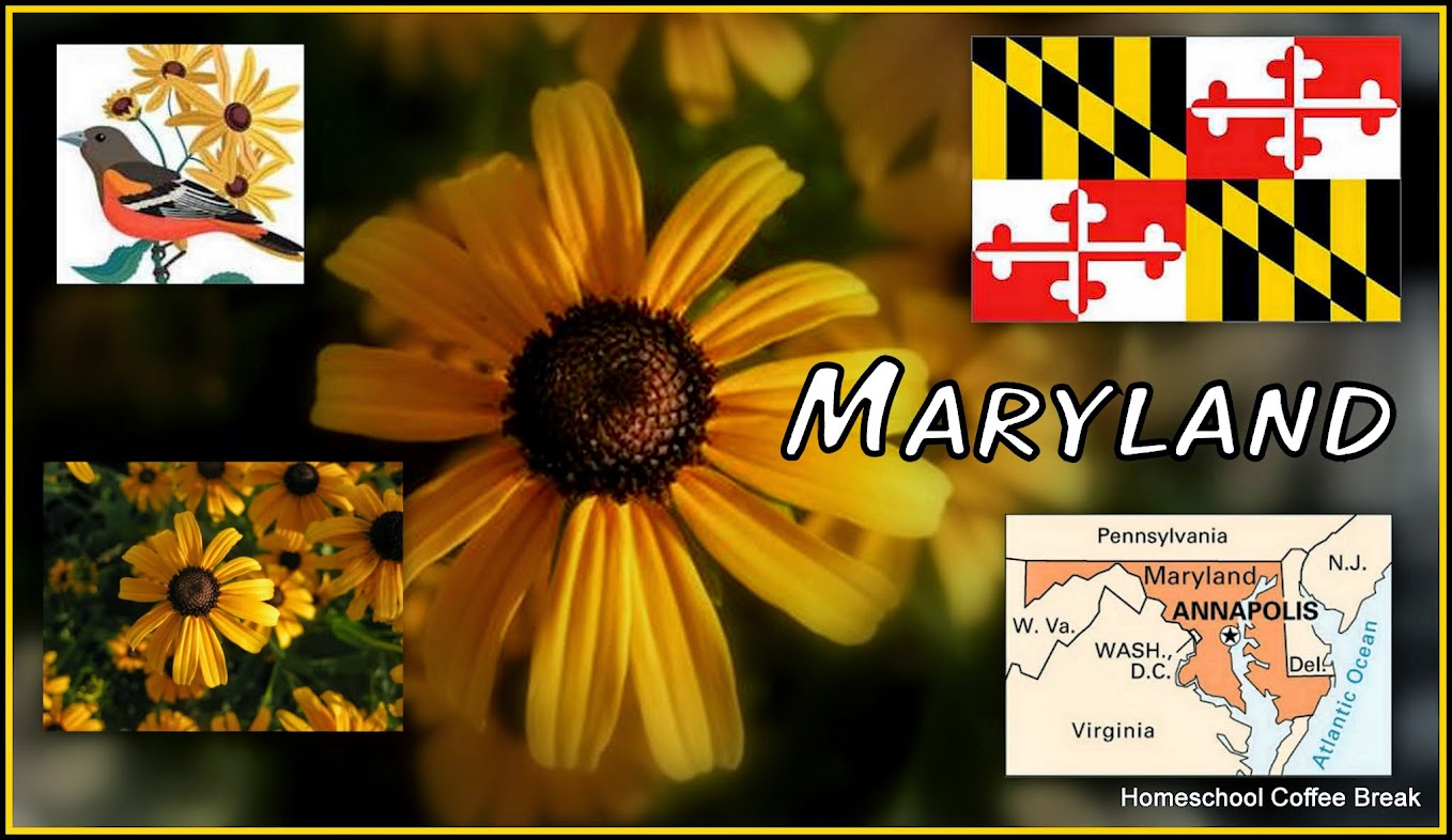 Learning Through the 50 States - Maryland