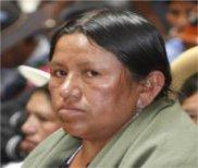 Ministras de Bolivia