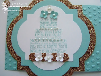 stampin up, love&laughter, zum schönsten tag, wedding, hochzeit, art déco, adorning accents, itty bitty
