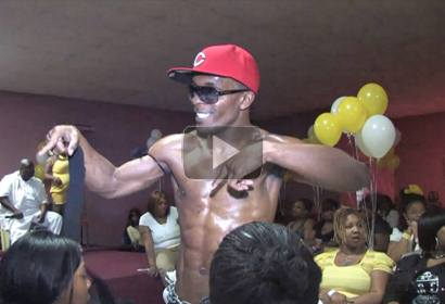 Thug Passion at Incredibles Birthday Bash