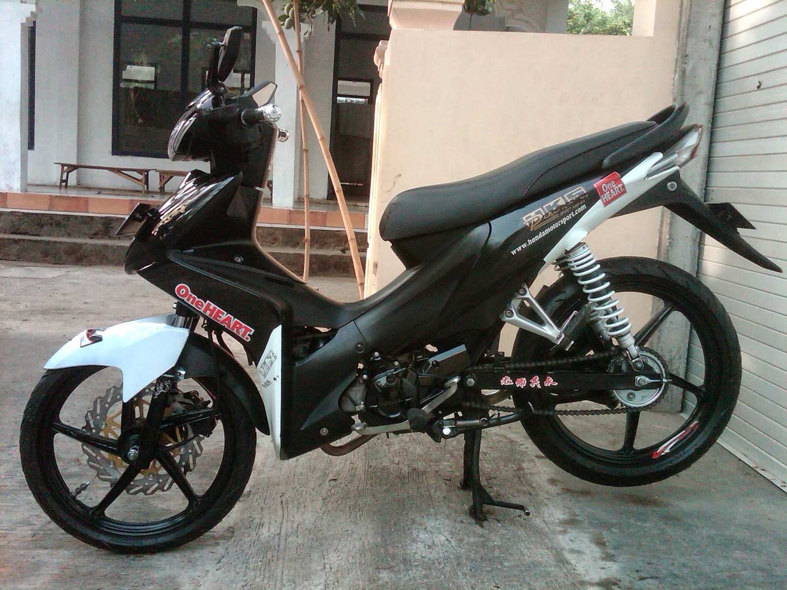modifikasi absolute revo part 7