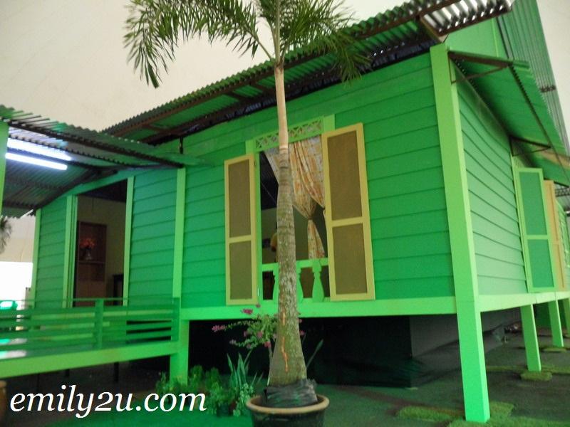 Upin & Ipin house