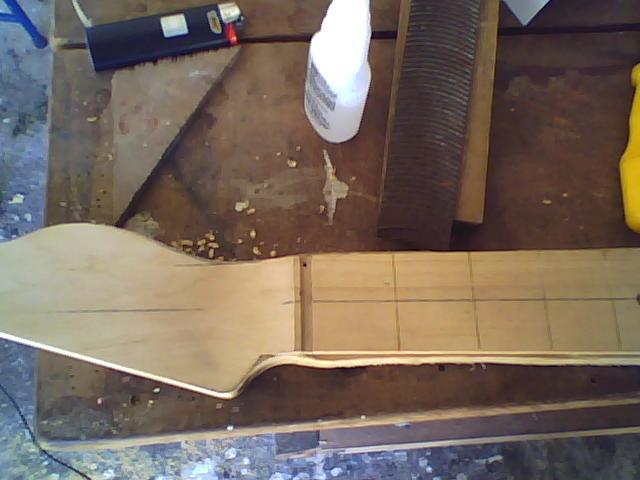Construção guitarra telecaster, meu 1º projeto bolt on. Finalizado e com vídeo Imagem+049