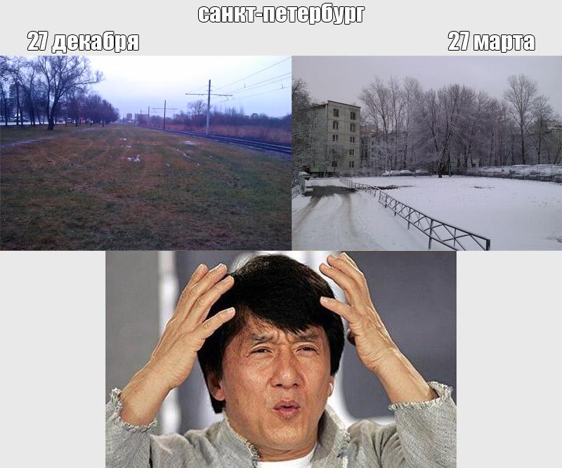 особенности погоды в Санкт-Петербурге