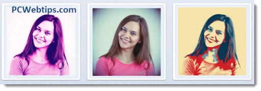 Agregar efectos a fotos on-line 80