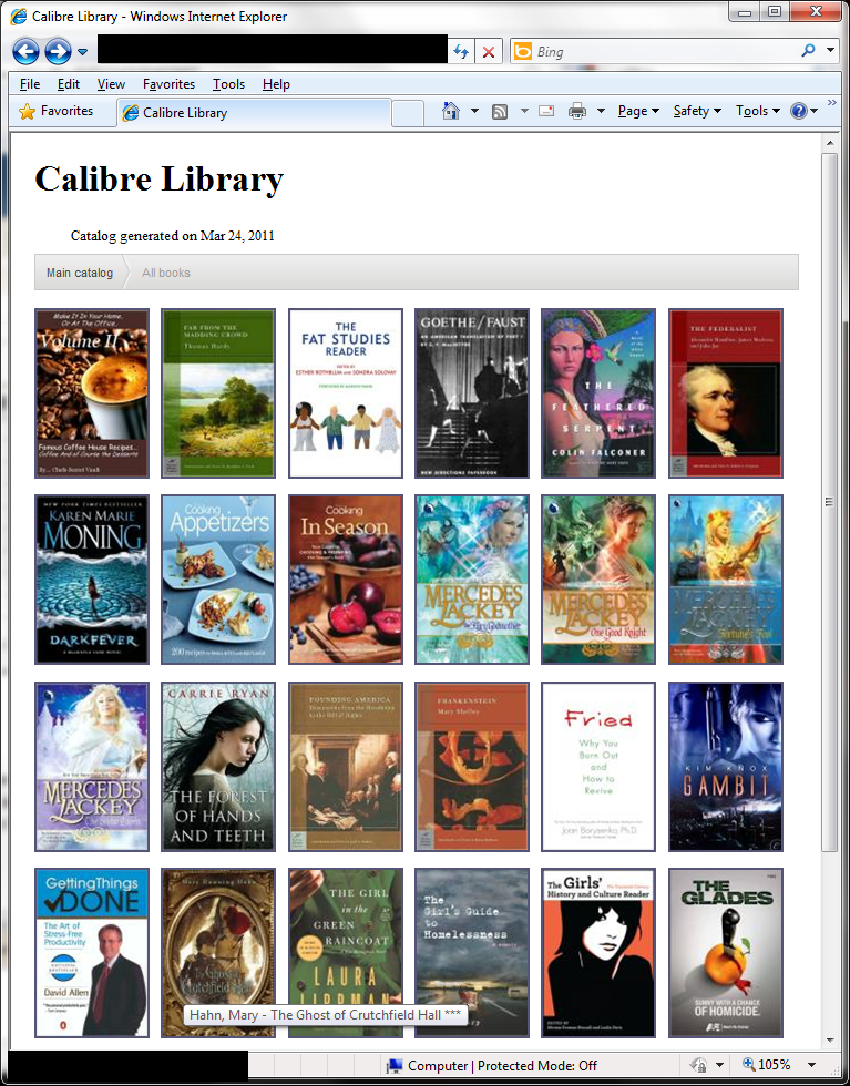eReader: A Library in the Cloud - Ana Mardoll's Ramblings