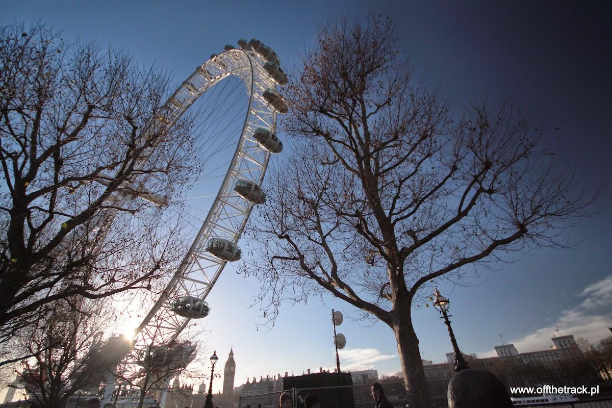 London Eye Londyn