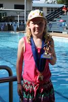 Junior Principal's Award Sienna Vardy