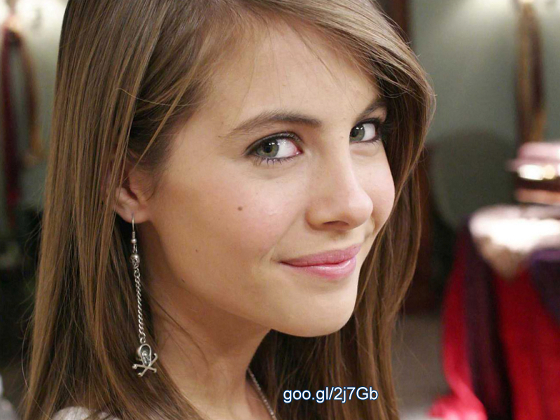 Willa Holland photographs
