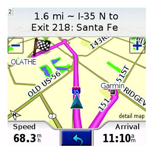 Free Download Garmin Mobile XT GPS Navigation