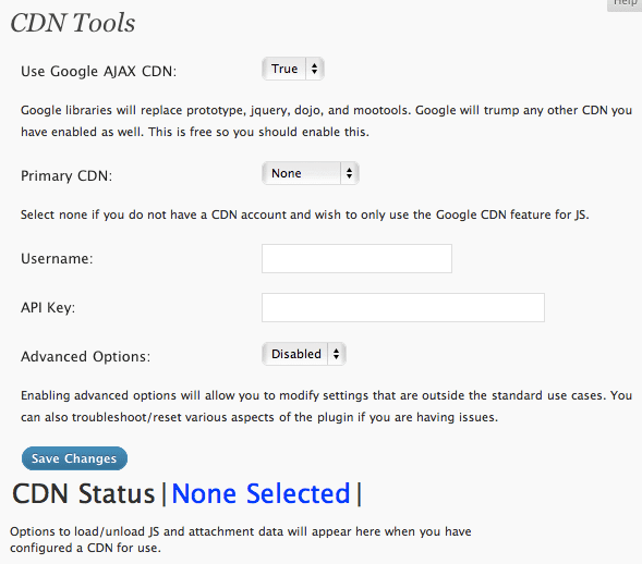 CDN tools WordPress Plugins