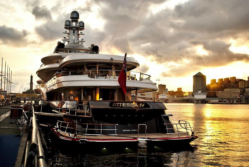 Attesa yacht