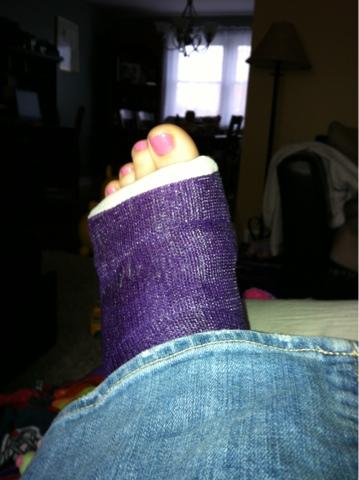 It's My Foot: November 2012