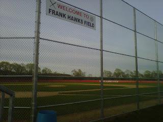 Frank Hawks Field JV Baseball Field