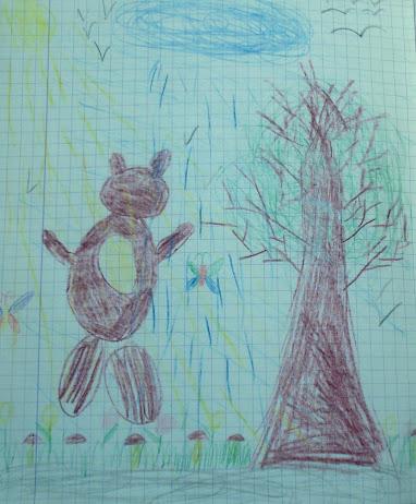 Ходунова Олеся, 7 лет, Владивосток