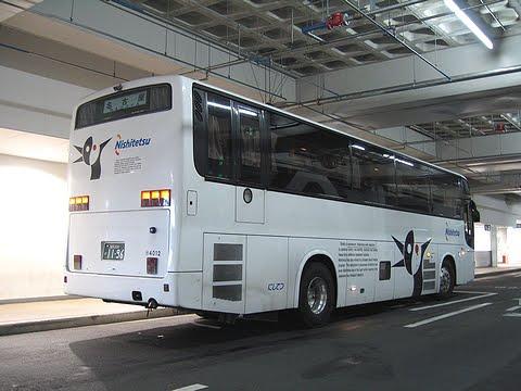 西日本鉄道「どんたく号」 4012 リア
