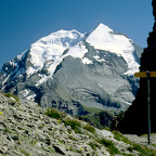 Adelboden Bonderspitz Berner Oberland Schweiz