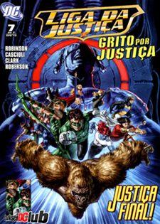 Download - Liga da Justiça - Um Grito por Justiça