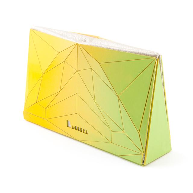 *「立體幾何拼接」BAGUERA:設計師Branca Cuvier的手拿包! 3