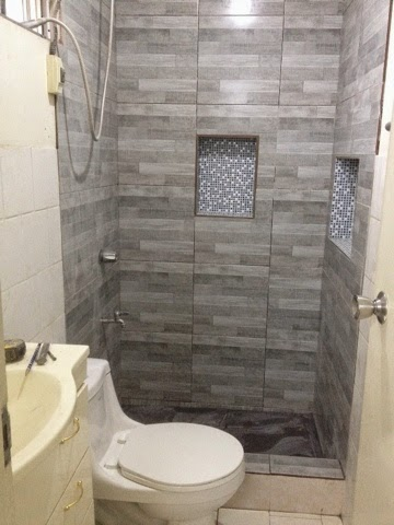 Adventures Ahead Shower Renovation It 39 S More Fun In The