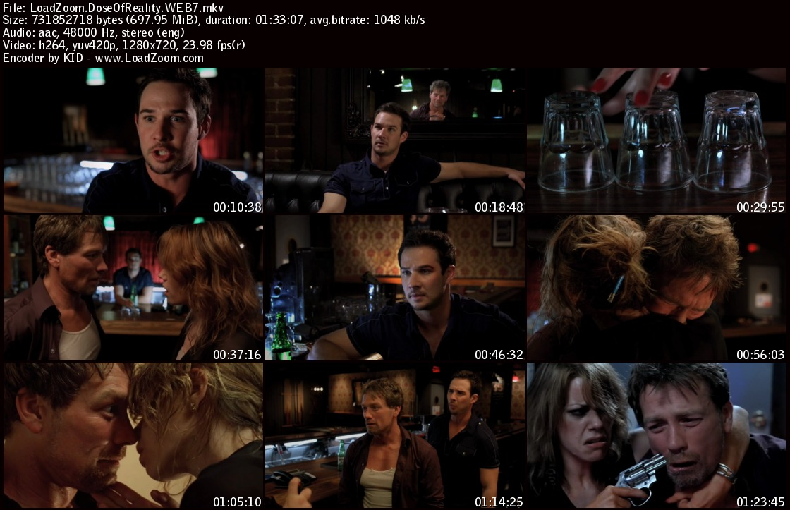 movie screenshot of Dose of Reality fdmovie.com