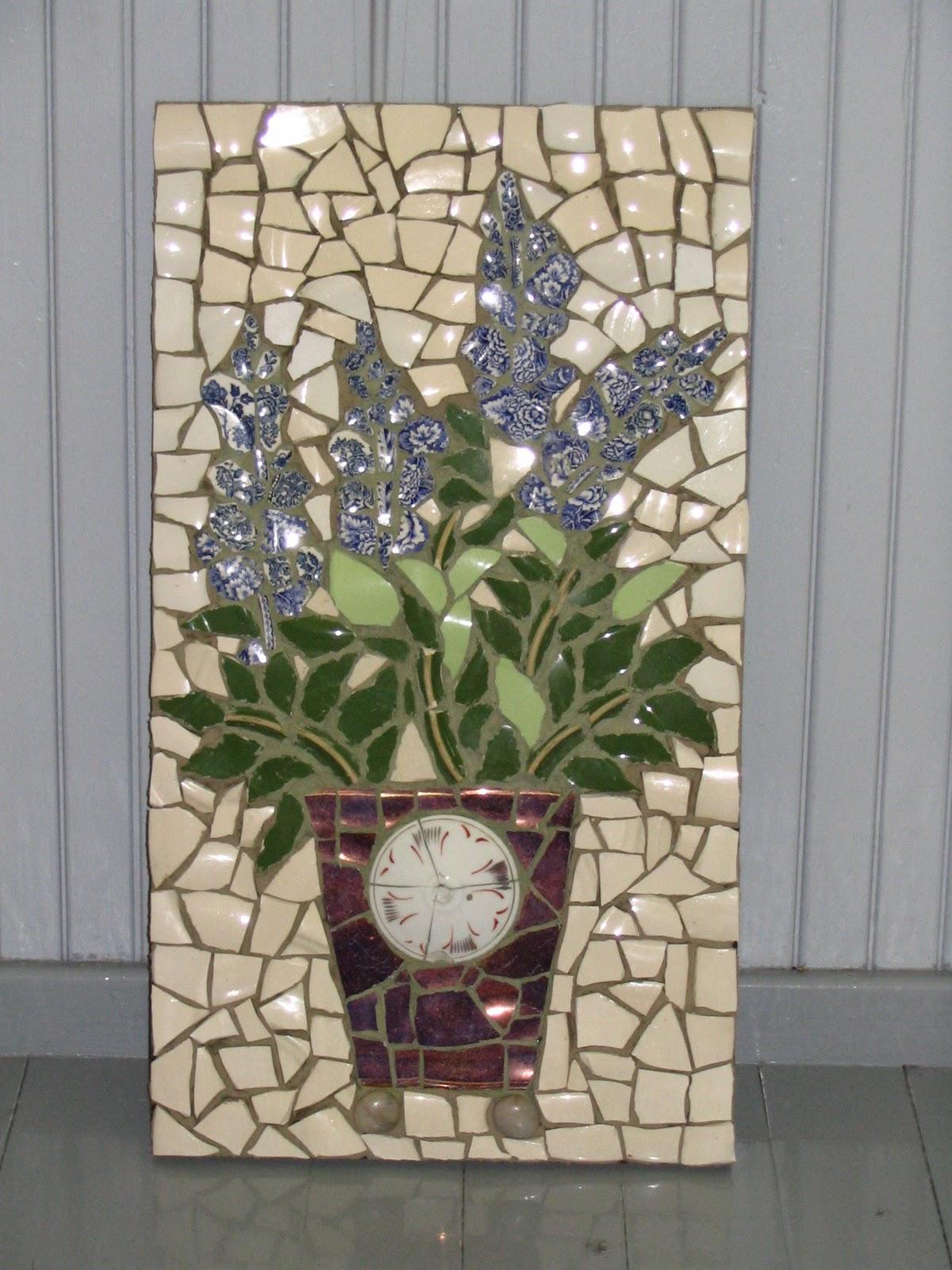 Mosaiikkityö Malleja