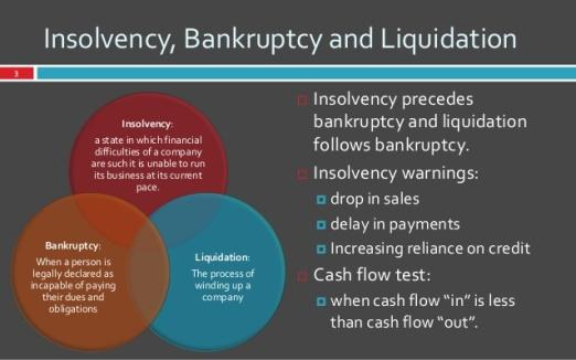 Image result for 3. Insolvency and Bankruptcy Code