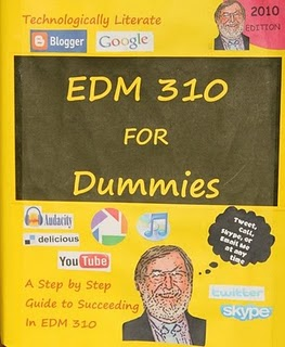 EDM310 for dummies cover